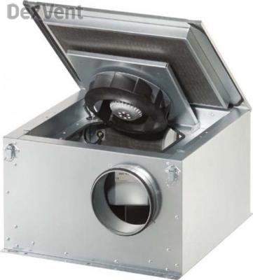 Вентилятор в шумоизолированном корпусе