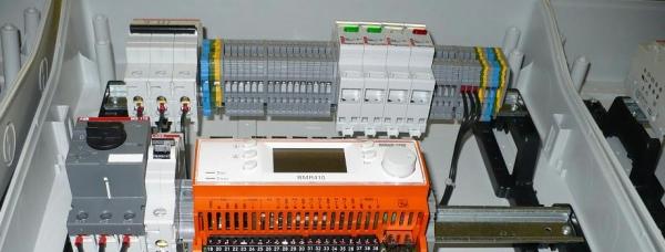 Задачи выполняемые автоматикой приточных установок