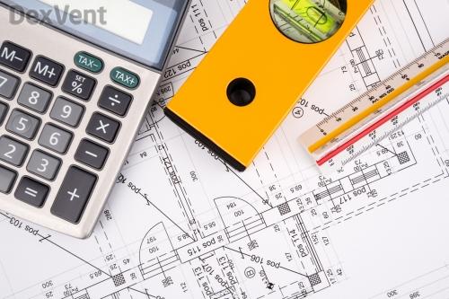 Расчет оборудования по площади и назначению помещения